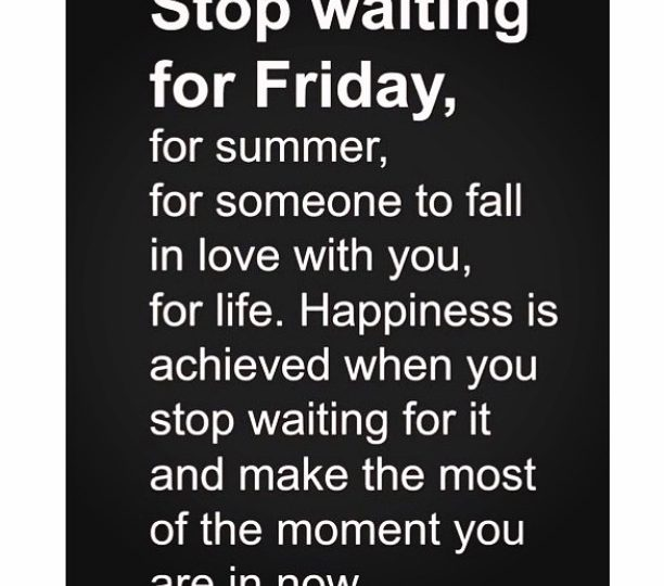 There is so much truth in this, but we're still happy it's #Friday ️ #TGIF #liveinthenow
