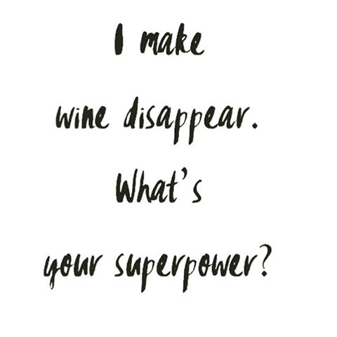Sometimes it just makes magic happen   #truth #wineoclock #superpower #sorrynotsorry #itsmondayyall #workhardplayhard #cheers #alexisjewelry