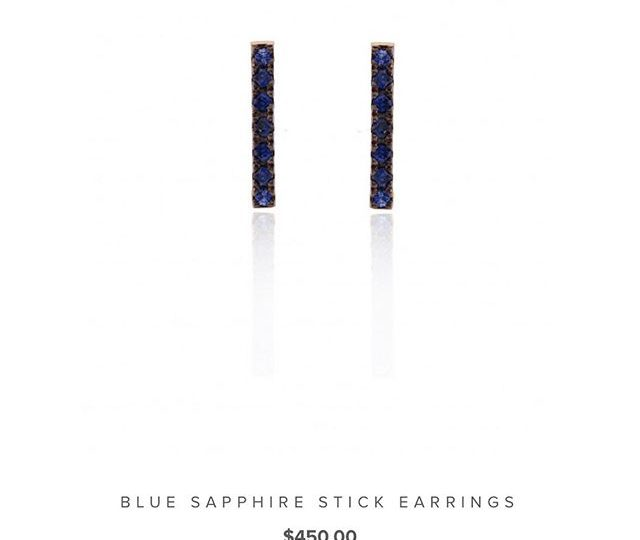 "We're offering 25% off these beauties TODAY only!  Enter code ""TuesdayBlue"" at checkout 